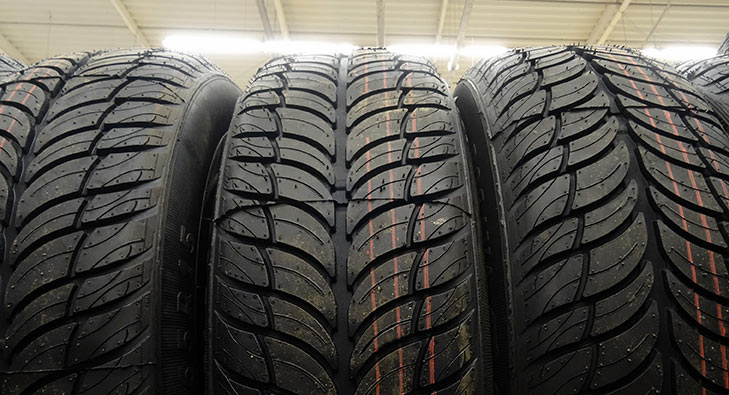 tire selection